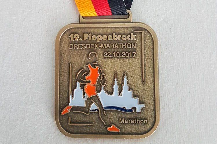 Medaille Marathon