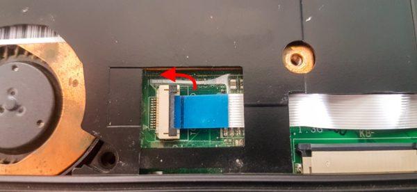 ASUS Eee PC 1016P zerlegen