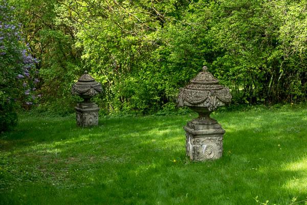 Garten im Schloss Obereggersdorf