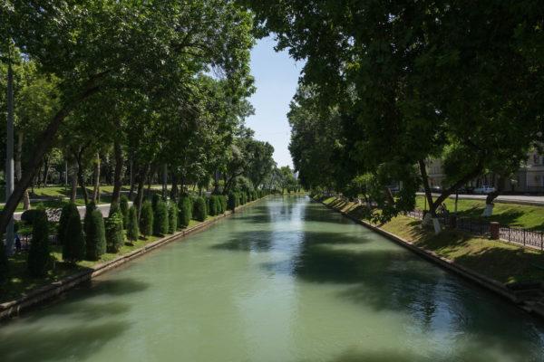 Kanal, Taschkent