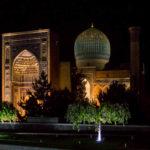 Samarkand – Die Perle der Seidenstraße