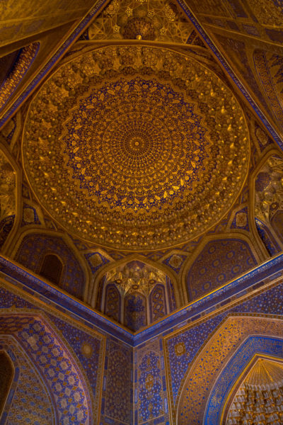 Tillya-Kori-Medresse, Samarkand
