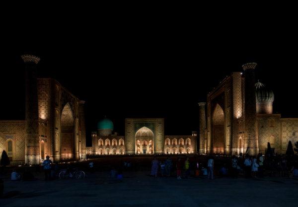 Registan-Platz, Samarkand