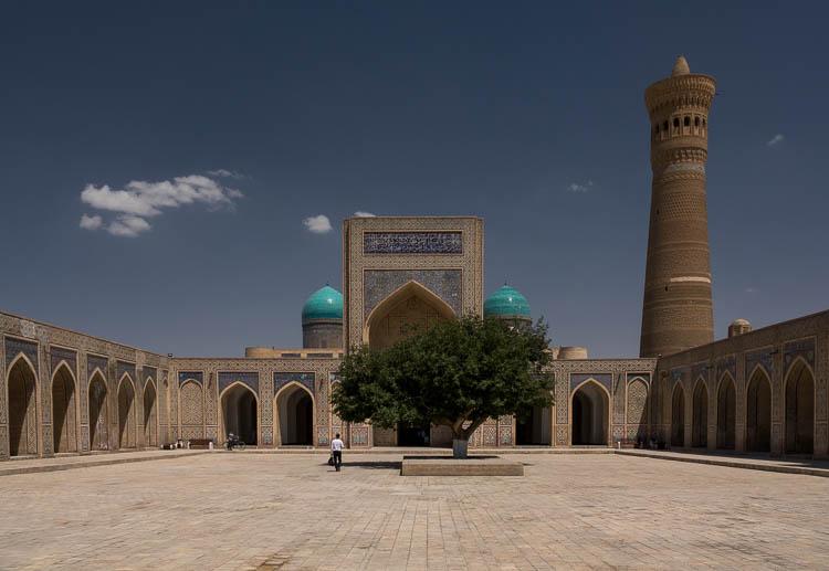 Kalon Moschee, Bukhara