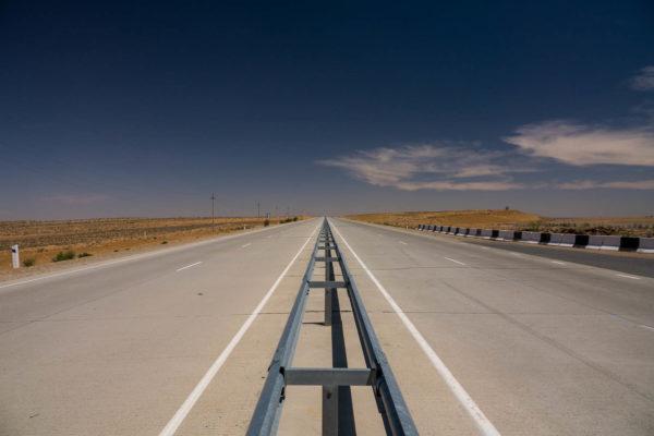 Autobahn, Usbekistan