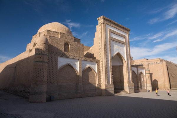 Mohammed Amin Inak Medresse, Khiva