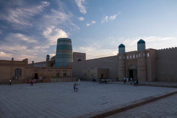 Kalta Minor, Ark Khuna, Khiva