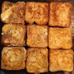Käsekrusta – Fast wie eine Pizza
