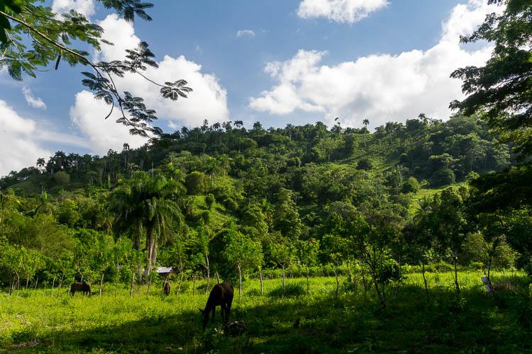 Landschaft, Dominikanische Republik