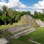 Die Mayatempel von Altun Ha