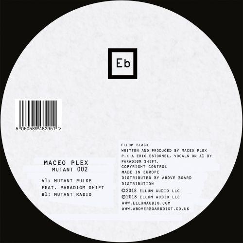 Maceo Plex - Mutant 2