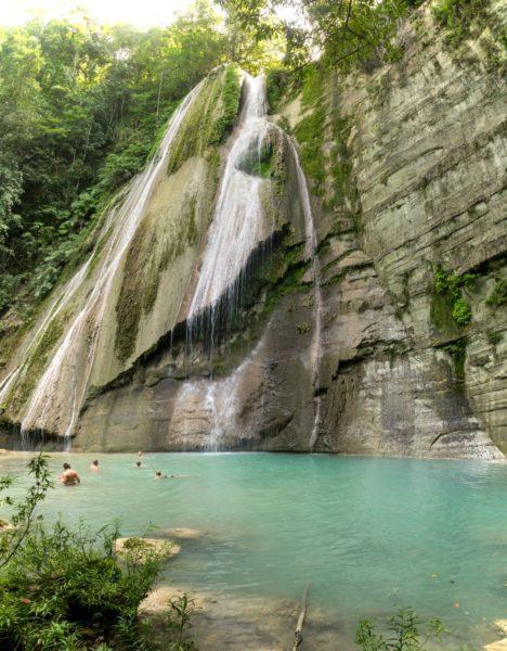 Wasserfall, Dominikanische Republik