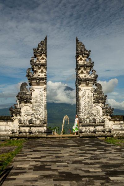 Bali, Mt. Agung, Gate of Heaven