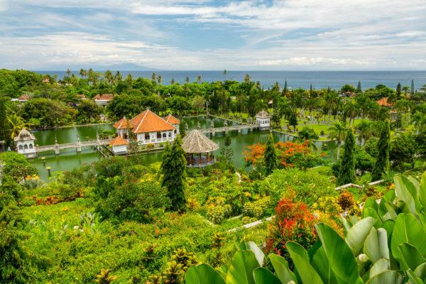 Ujung Wasserpalast, Bali