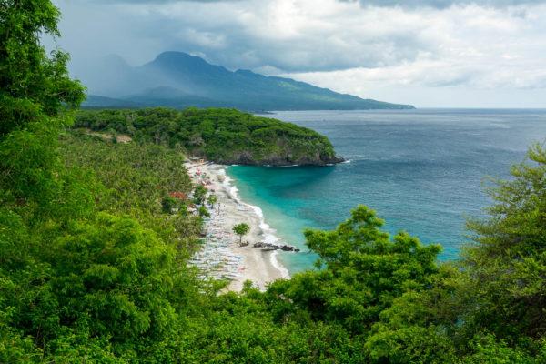 White Sand Beach, Bali