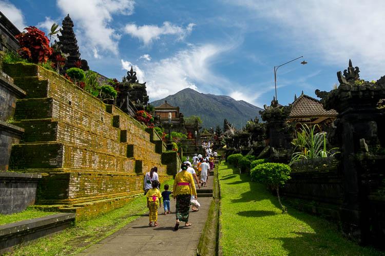Besakih, Bali
