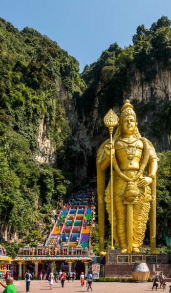 Batu Caves, Malaysia, Kuala Lumpur