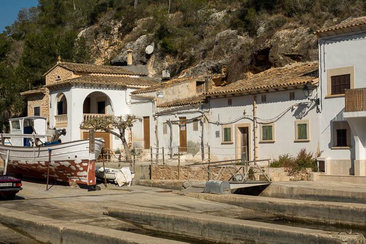 Port de Cala Figuera, Mallorca
