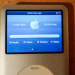 iPod classic Upgrade: 800GB und 200 Stunden Laufzeit