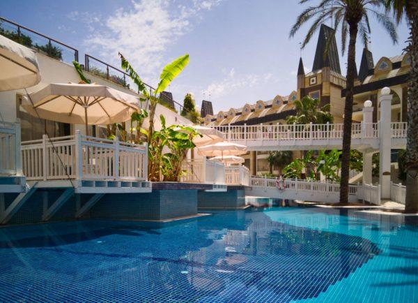 Pool, Amara Prestige, Kemer