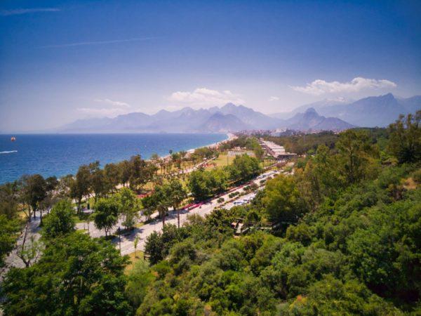 Strand, Antalya