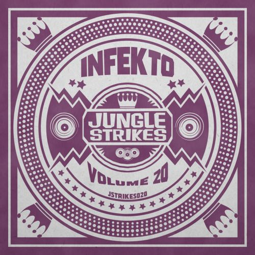 Infekto - Jungle Strikes Vol. 20