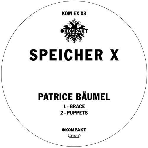 Patrice Bäumel - Grace / Puppets