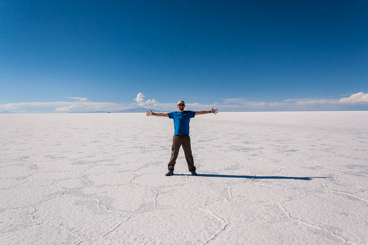 Jan in der Uyuni