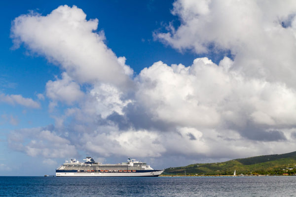 St. Croix, Celebrity Summit