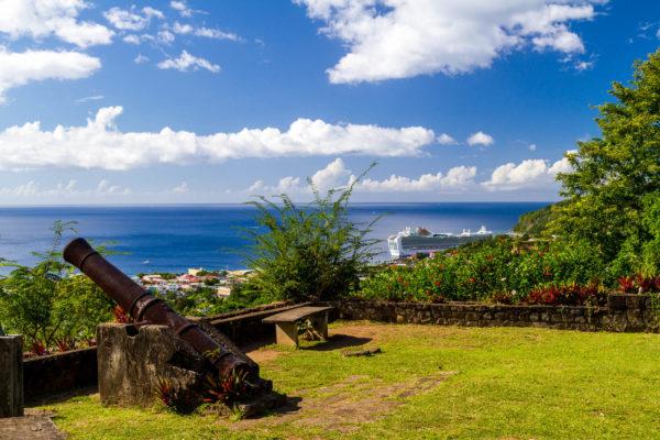 Dominica, Botanischer Garten