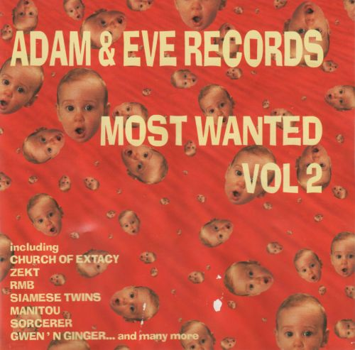 Most Wanted Vol. 2 - Adam & Eve Records