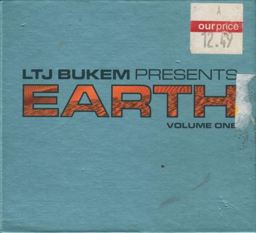 LTJ Bukem - Earth Volume One