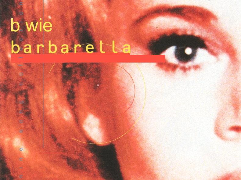 B wie Barbarella, Blogchallenge