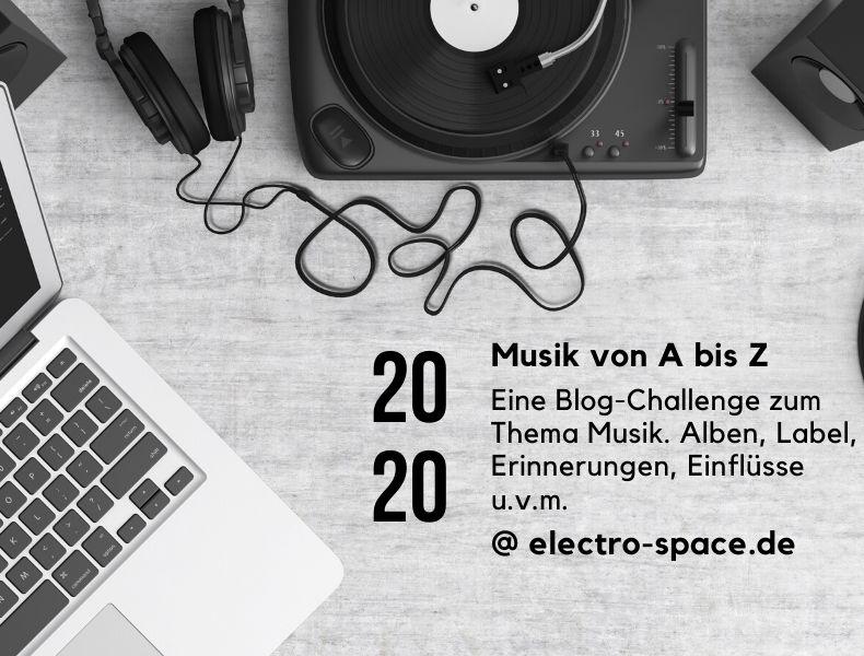 Blogchallenge, Musik