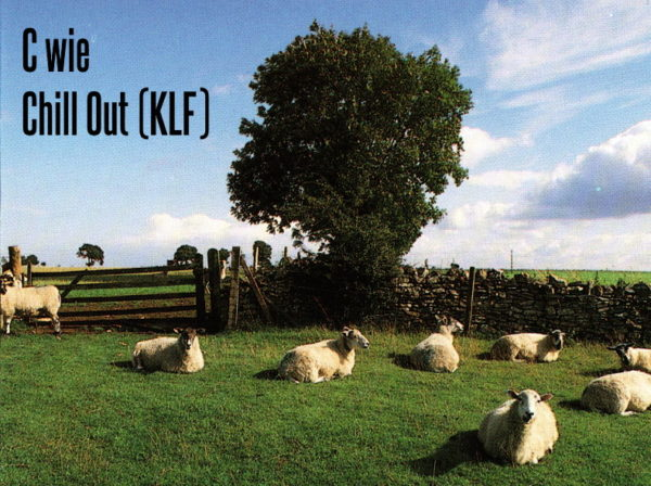 C wie Chill out, KLF, Blogchallenge