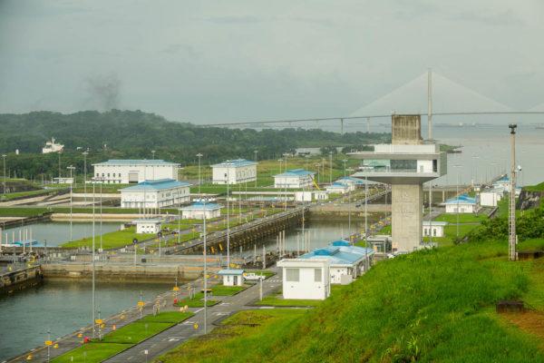 Panama, Panamakanal, Aqua Clara
