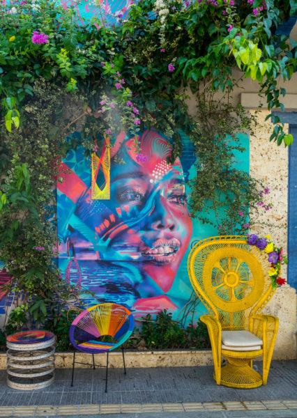 Getsemani, Streetart, Cartagena, Kolumbien