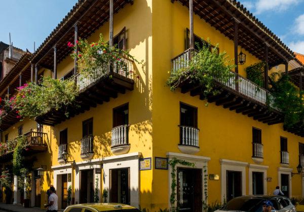 Cartagena, Altstadt, Kolumbien