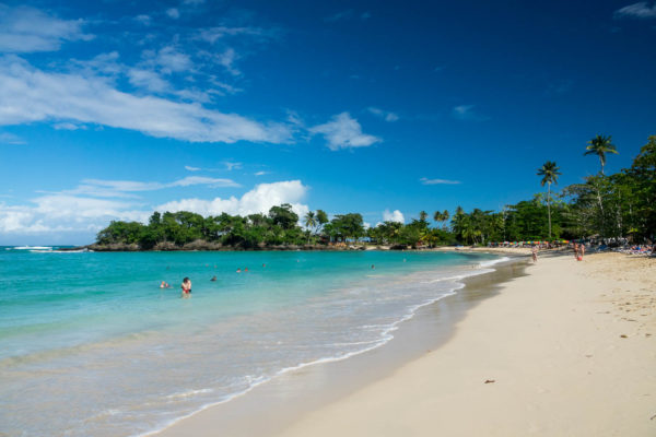 Playa Rincon, Samana, Dominikanische Republik