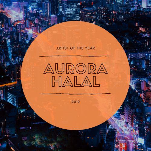 Artist of the year, 2019, Aurora Halal