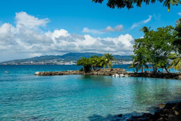 Martinique, Frankreich, Anse Mitan