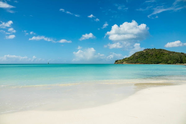 Jolly Beach, Antigua, Strand