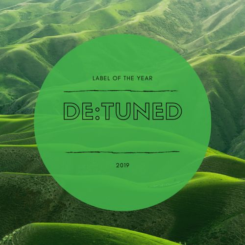 Label of the year, 2019, De:Tuned
