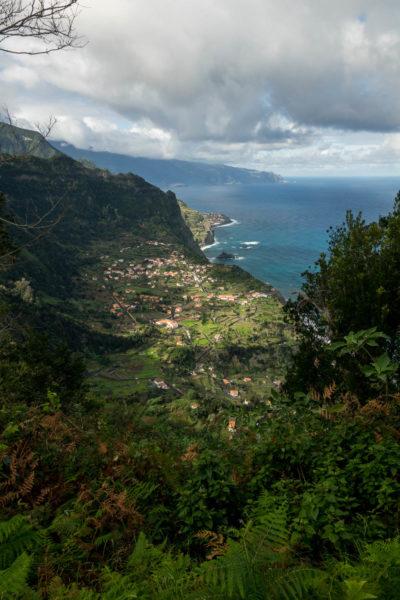 Nordküste, Madeira, Ortschaft