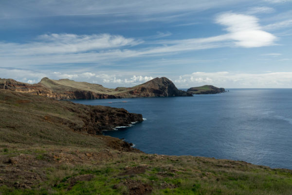 Ponta de São Lourenço, Hügel, Wanderung, Madeira