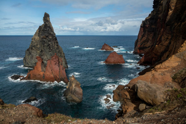 Felsen, Madeira, Ponta de Sao Lourenco