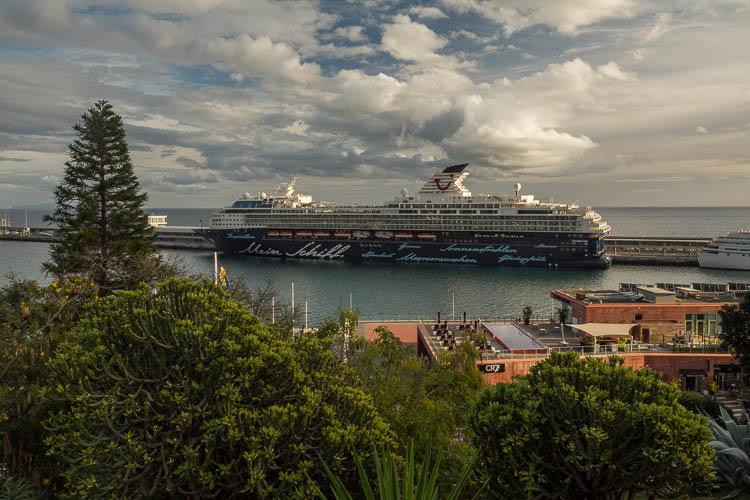 Madeira, Mein Schiff Herz