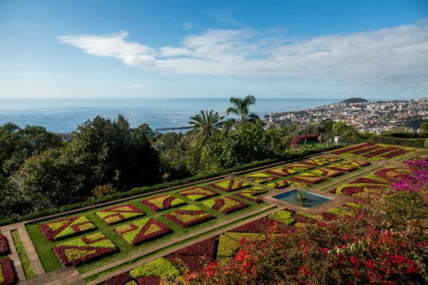 Botanischer Garten, Funchal, Maderia