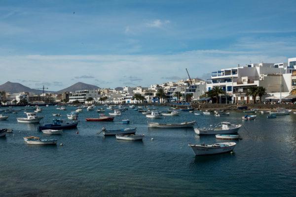 Arrecife, See, Lanzarote