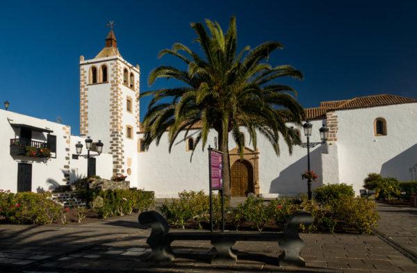 Betancuria, Fuerteventura, Kloster